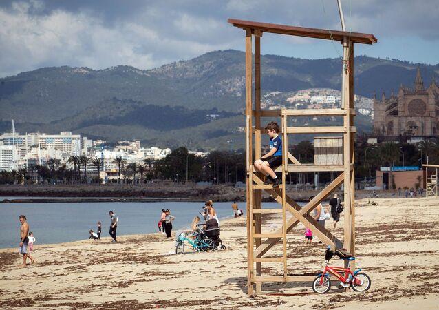 İspanya - sahil - plaj