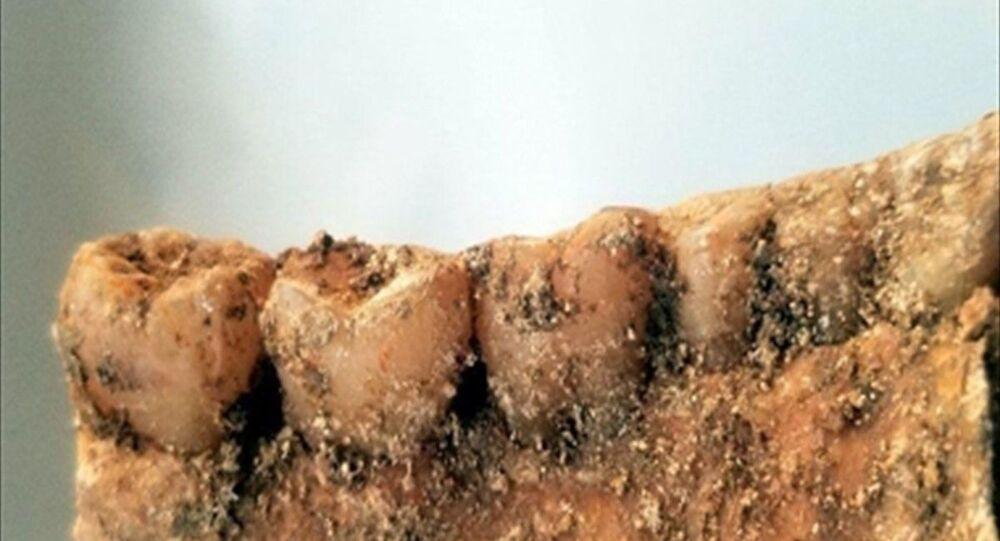 İran'da Kovid-19'dan ölen kişinin defni sırasında Part İmparatorluğuna ait mezar bulundu