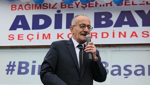 Adil Bayındır - Sputnik Türkiye