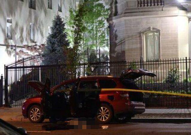 Küba'nın ABD Büyükelçiliği'ne silahlı saldırı