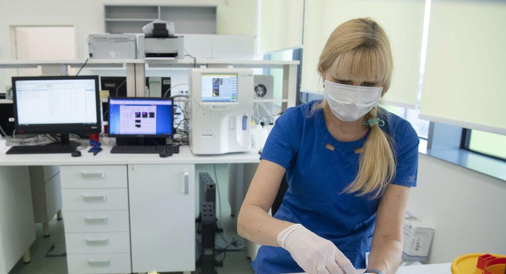 Rusya - koronavirüs testi