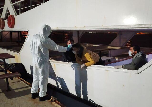 İzin belgesi almadan denize açılanlara 12 bin lira ceza - Fethiye