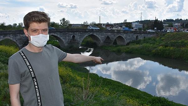 Fabrikalar üretime ara verdi, 20 yıldır kirli akan Lüleburgaz Deresi temizlendi - Sputnik Türkiye