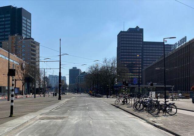 Hollanda'da koronavirüs