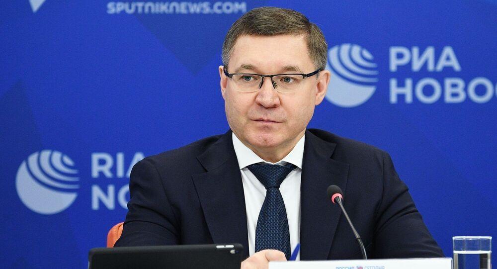 Rusya İnşaat Bakanı Vladimir Yakuşev