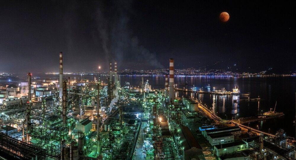 TÜPRAŞ İzmir Rafinerisi