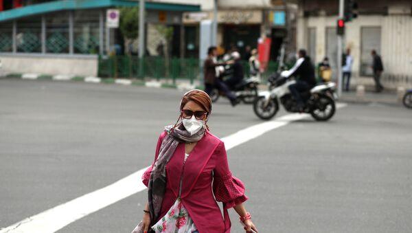 İran'da koronavirüs - Sputnik Türkiye