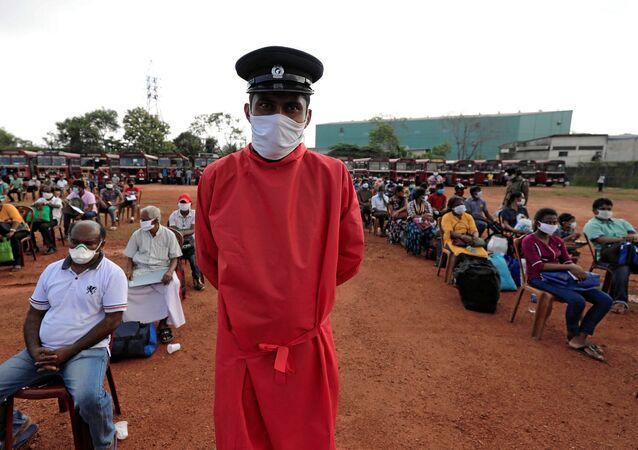 Koronavirüs - Sri Lanka