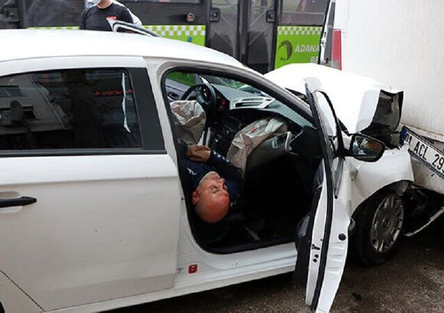 Kaza yapan alkollü sürücü: Sokağa çıkmak yasak mıydı, Allah Allah, haberim yoktu