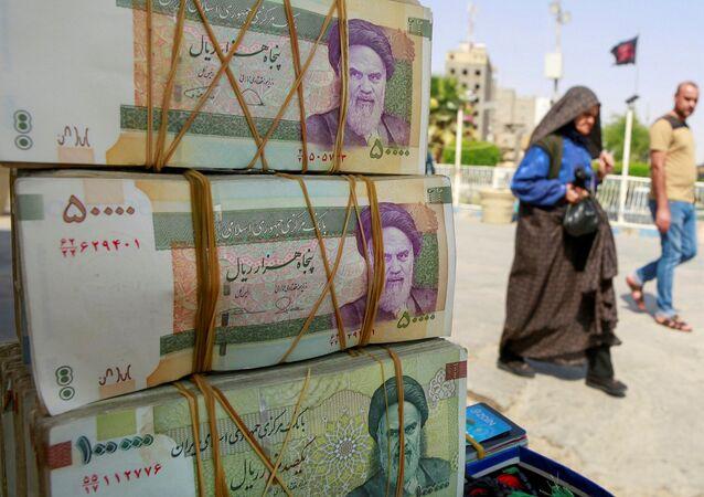 İran riyali, İran parası