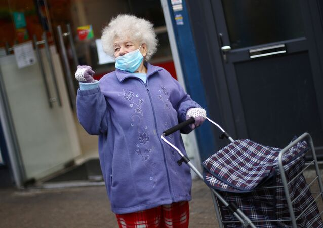 İngiltere'de koronavirüs