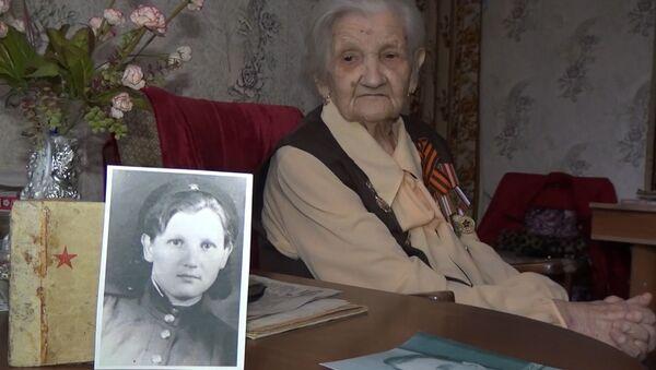 95 yaşındaki gazi Büyük Vatan Savaşı sırasında yaşadıklarını anlattı - Sputnik Türkiye