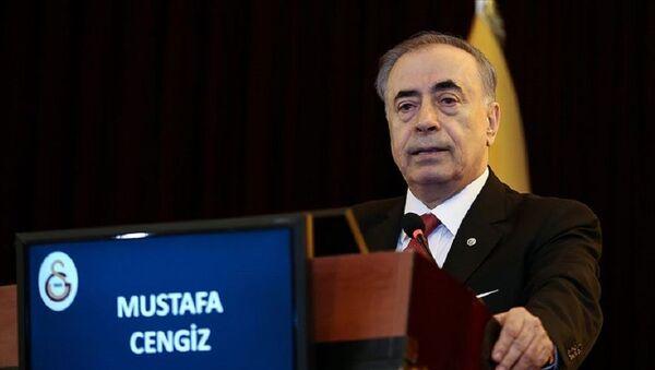 Mustafa Cengiz - Sputnik Türkiye