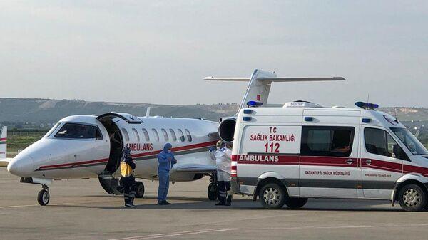 Ambulans uçak - Sputnik Türkiye