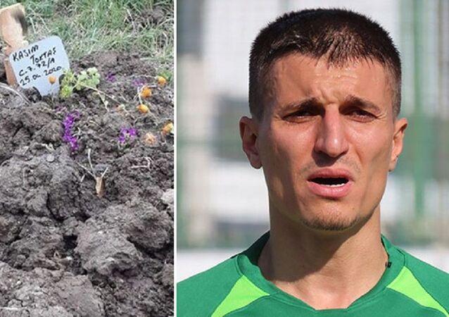 Eski Süper Lig futbolcusu Cevher Toktaş, koronavirüs şüphelisi oğlunu boğarak öldürdüğünü itiraf etti