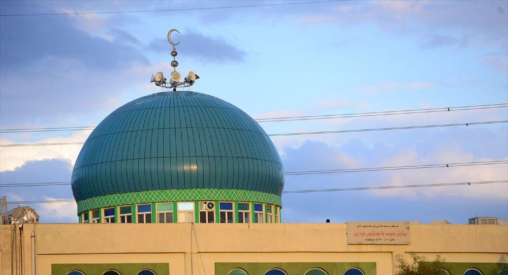 Irak Kürt Bölgesel Yönetimi'nde (IKBY) - cami