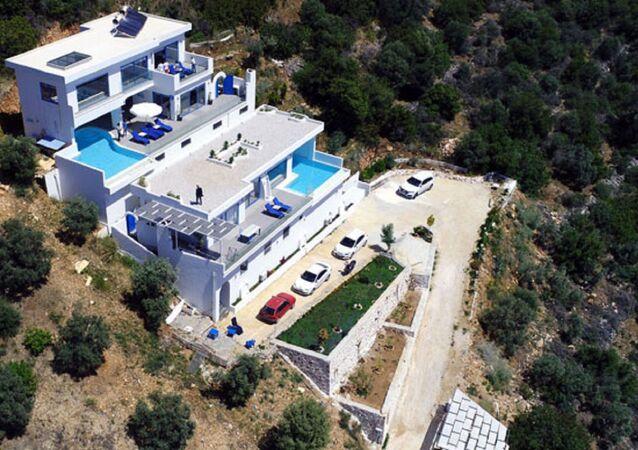 'Sıfır temaslı' lüks villa tatiline yoğun ilgi