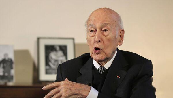 Valery Giscard d'Estaing - Sputnik Türkiye