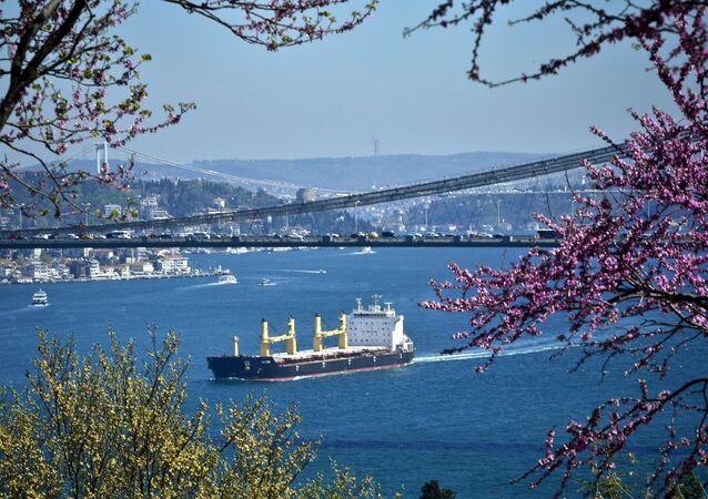 İstanbul'da erguvan mevsimi