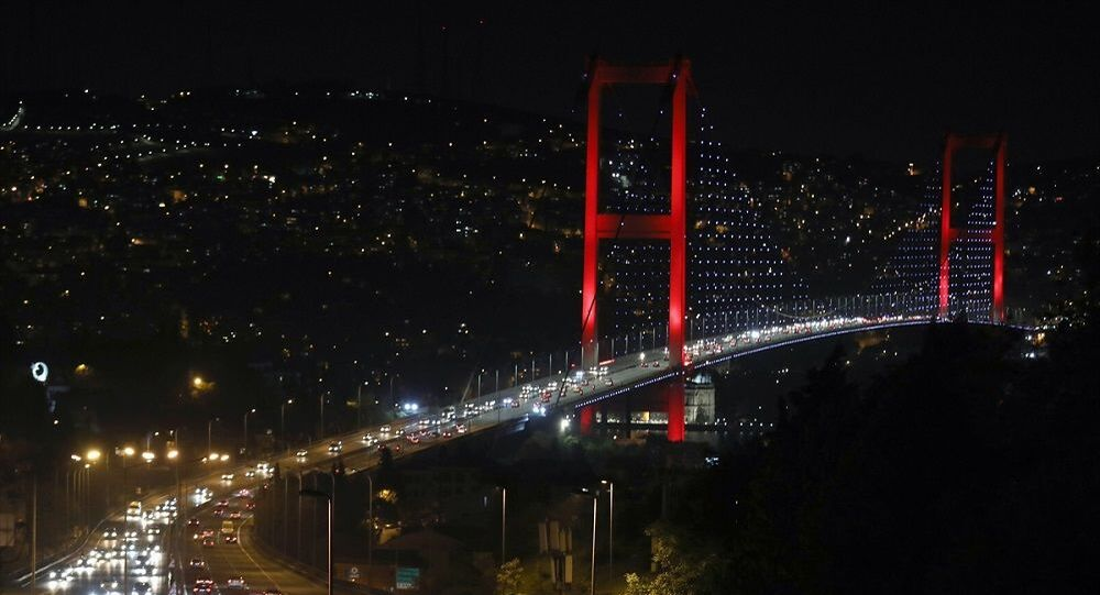 Sokağa çıkma kısıtlaması sonrası İstanbul trafiği