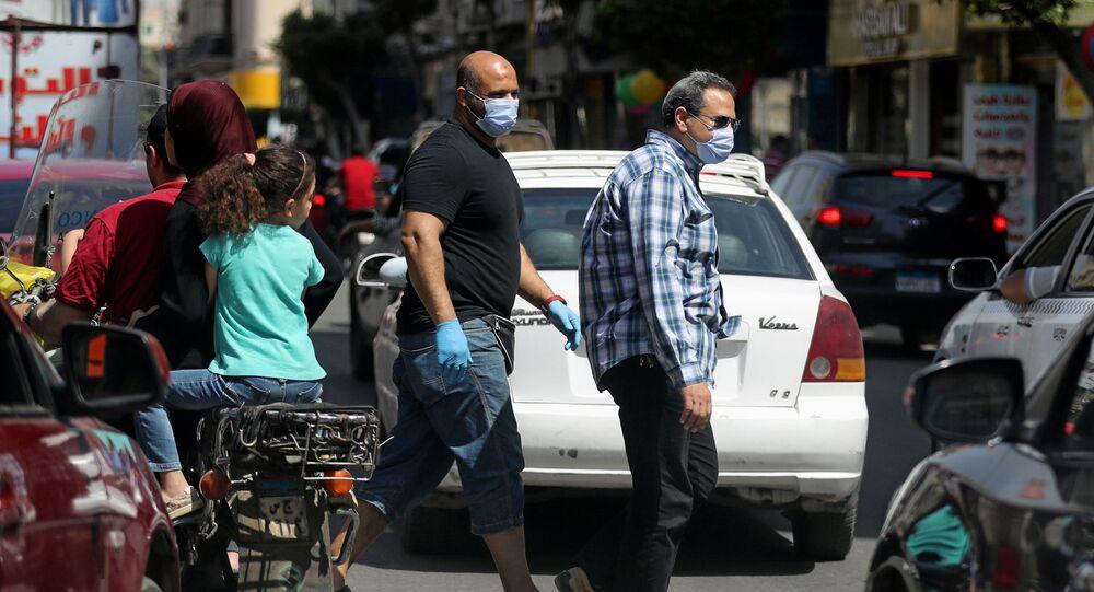 Koronavirüs - Mısır - maske