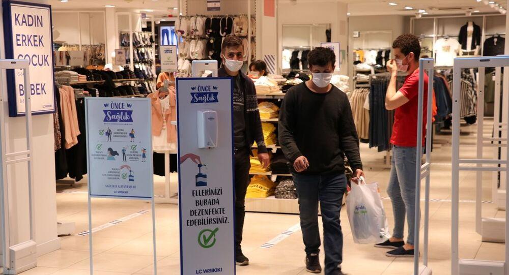 Karabük -  AVM - koronavirüs - alışveriş merkezi