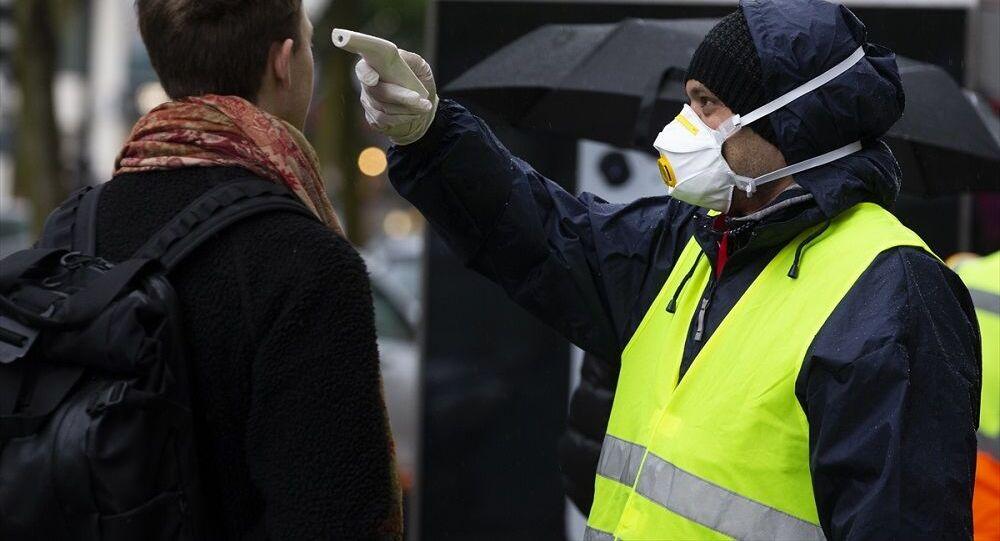 Almanya koronavirüs