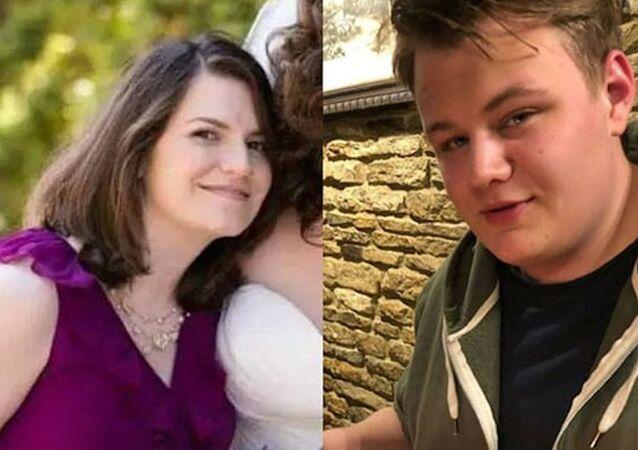 İnterpol, 19 yaşındaki Harry Dunn'ın öldüğü kazaya karışan ABD vatandaşı Anne Sacoolas