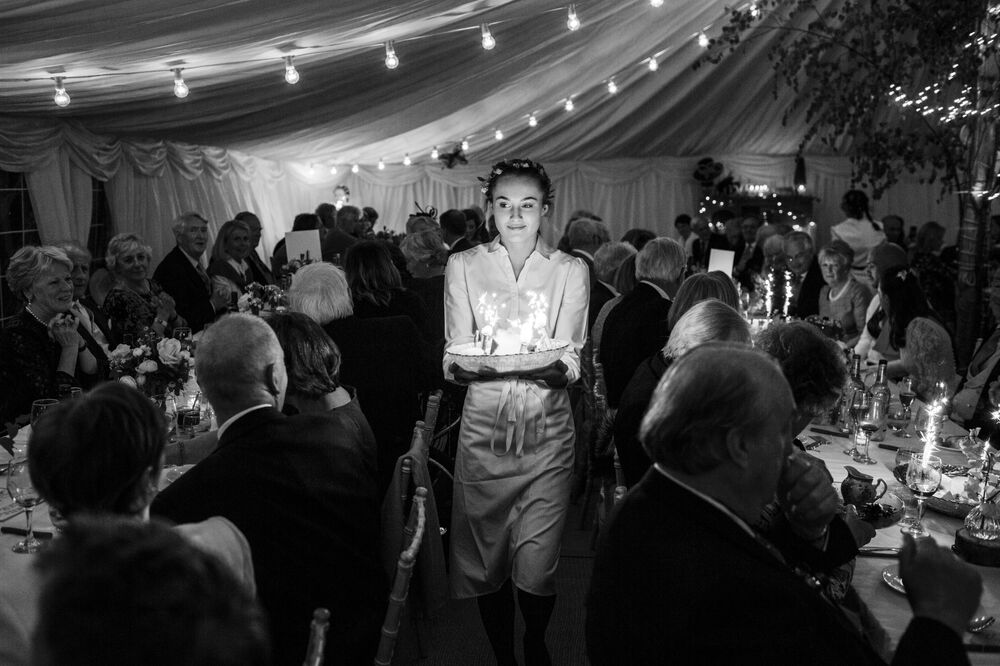 Yarışmanın Düğün Yemeği kategorisinin birincisi İngiliz fotoğrafçı Thomas Alexander'in çalışması