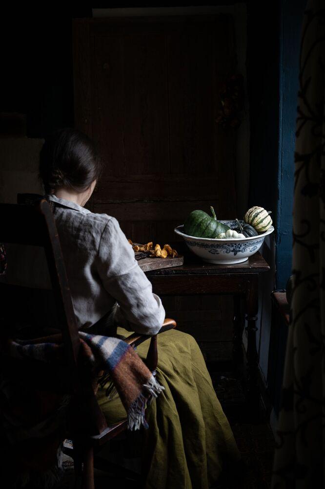 Yarışmanın Yemek Blogger'ı kategorisinde birinci seçilen İngiliz fotoğrafçı Aimee Twigger'in çalışması