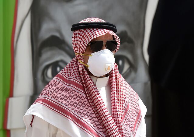 Suudi Arabista - koronavirüs - maske