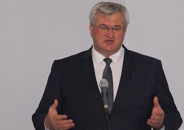 Ukrayna'nın Ankara Büyükelçisi Andrey Sibiha