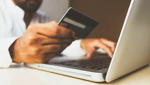 internet-alışveriş-kredi kartı - Sputnik Türkiye