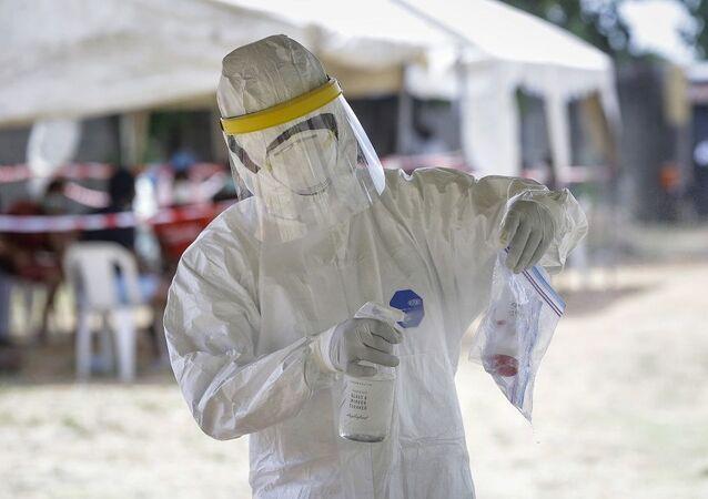 Nijerya/koronavirüs