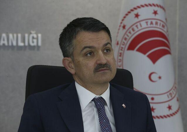 Türkiye Tarım-Orman Ödülleri tanıtım etkinliği video konferans yöntemiyle gerçekleşti. Video konferansa, Tarım ve Orman Bakanı Bekir Pakdemirli konuşma yaptı.
