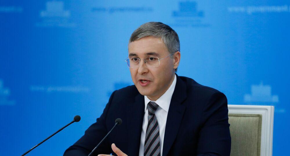 Rusya Bilim ve Yüksek Eğitim Bakanı Valeriy Falkov