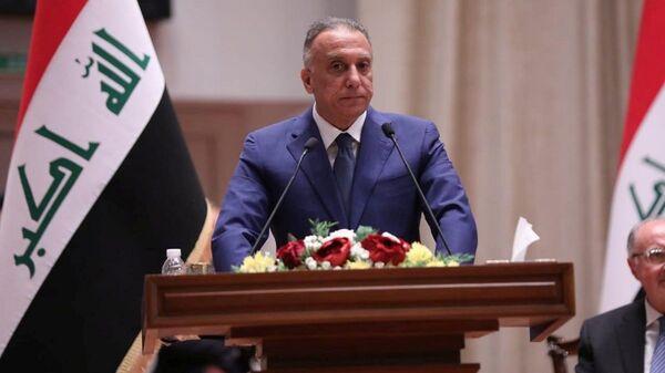 Irak Başbakanı Mustafa el-Kazımi - Sputnik Türkiye