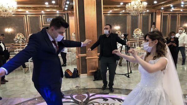 Koronavirüs - Düğün - Sputnik Türkiye