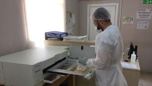 İstanbul Tıp Fakültesi-İmmün plazma tedavisinde yeni yöntem - Sputnik Türkiye