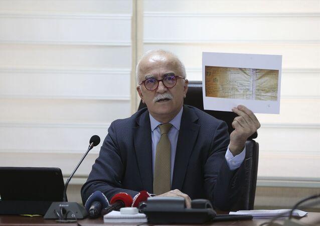 Vakıflar Genel Müdürü Burhan Ersoy