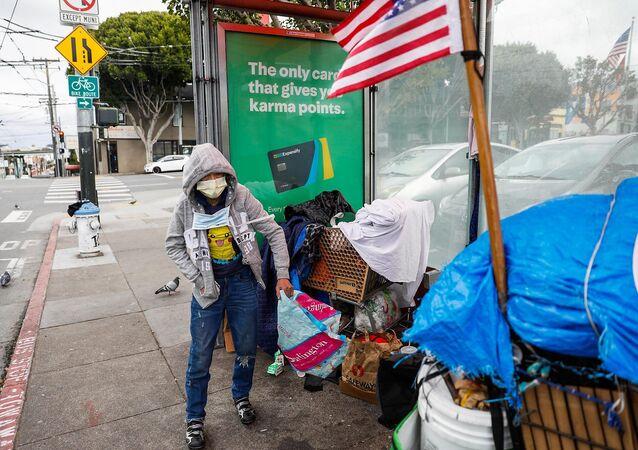 ABD'de evsizler