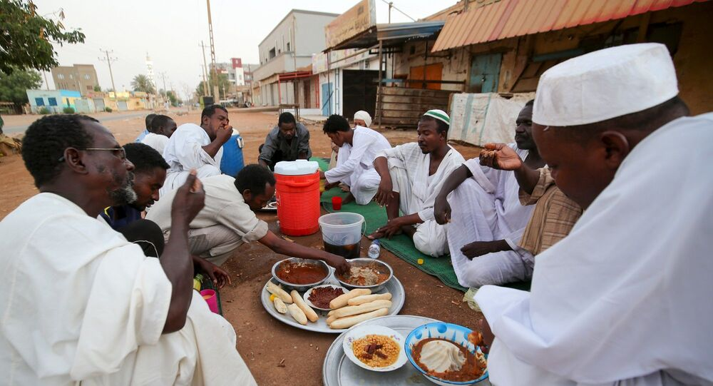 Sudan - iftar - yemek  - Hartum