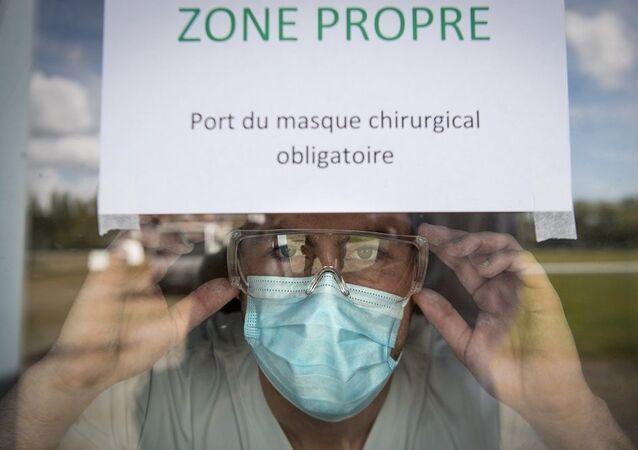 Fransa koronavirüs