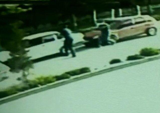 Kütahya'da bir kişi, 4 yıl önce trafik kazasında oğlunun ölümüne neden olan şahsı tabancayla öldürdü.