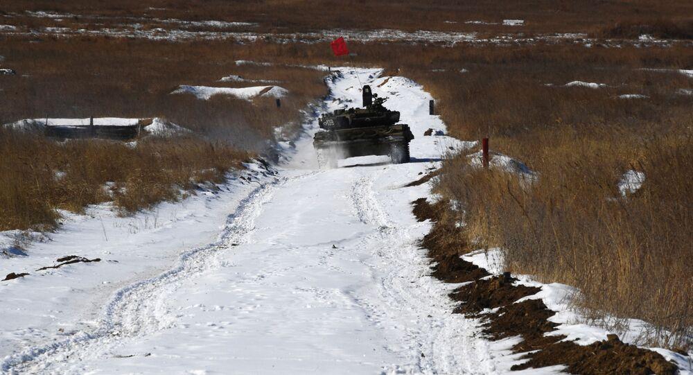 Rusya- Askeri oyunlar