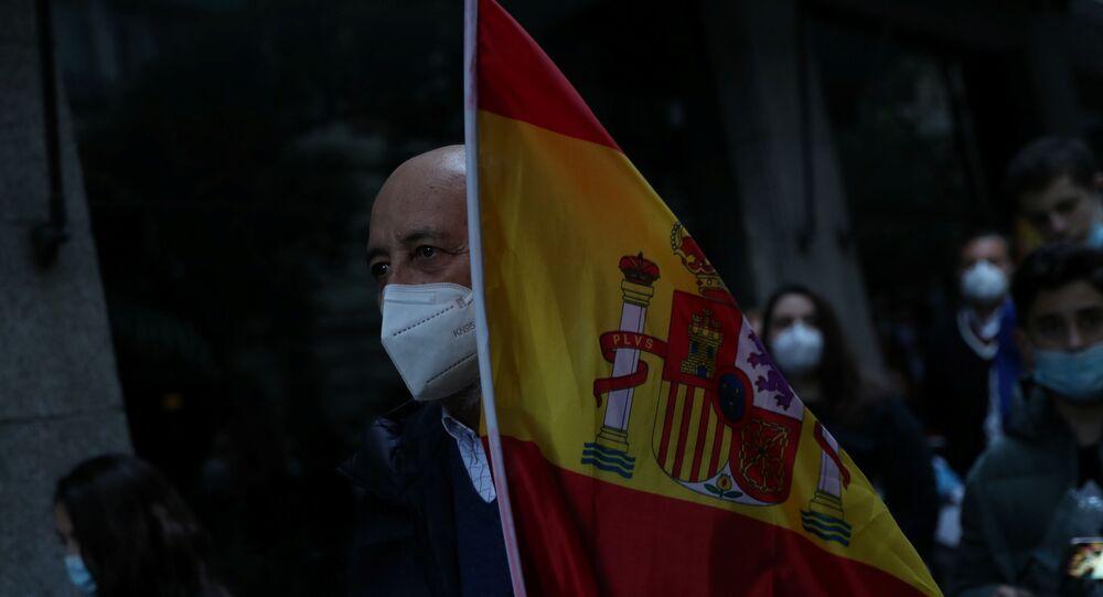 İspanya- Koronavirüs