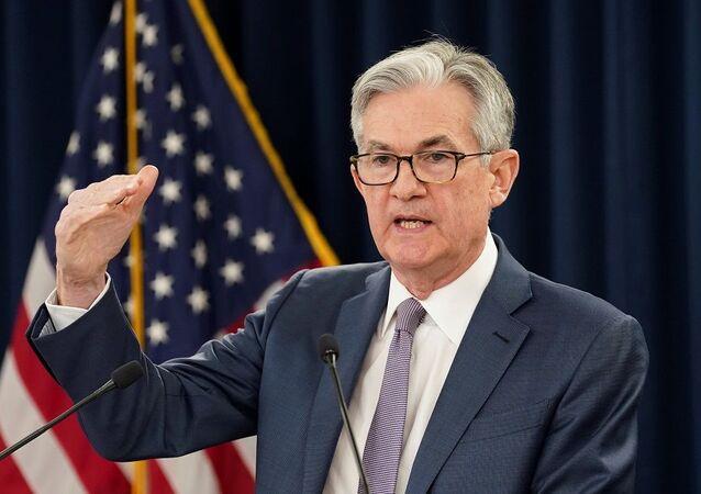 ABD Merkez Bankası (Fed) Başkanı Jerome Powell