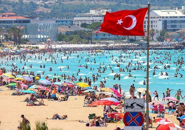 Türkiye - turizm - deniz