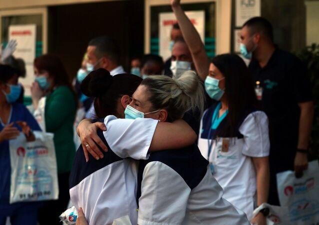 İspanya'da koronavirüs