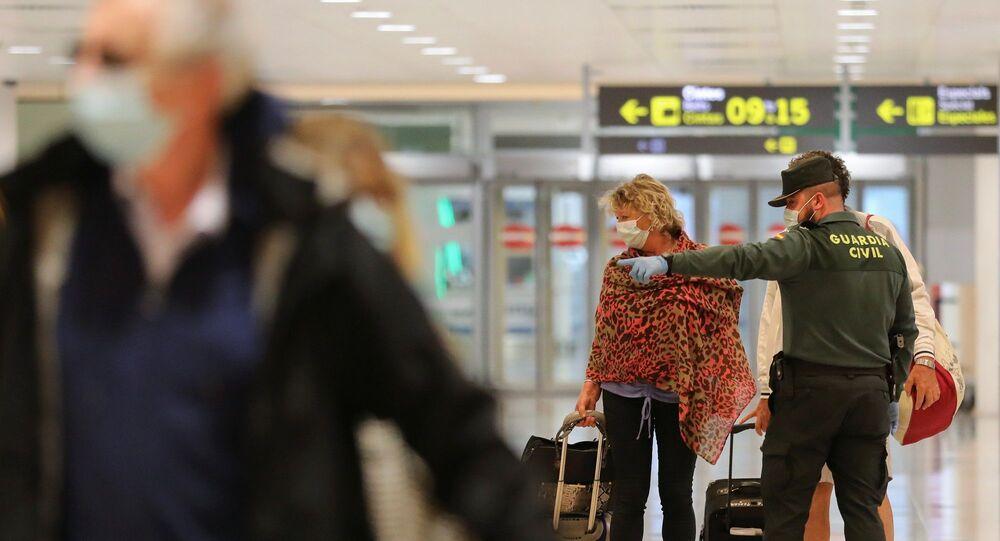 Barcelona Uluslararası Havalimanı